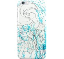 Something's Starting Right Now. iPhone Case/Skin