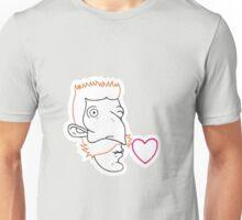 Nigel Throwing a Kiss Unisex T-Shirt