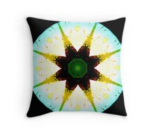 35mm film kalidescope Throw Pillow
