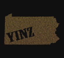 Yinz Speckled T-Shirt