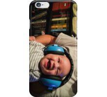 Baby Headphones iPhone Case/Skin