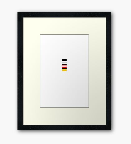 Classic Rodent Framed Print