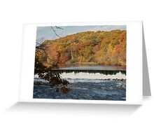 Late Autumn Greeting Card