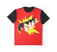 Kraftwerk Boing design for your 2016-2017 3D concert! Graphic T-Shirt