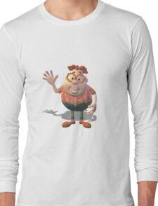 Carl Wheezer Long Sleeve T-Shirt