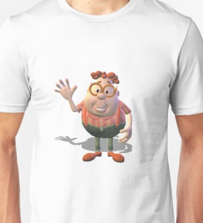 Carl Wheezer Unisex T-Shirt