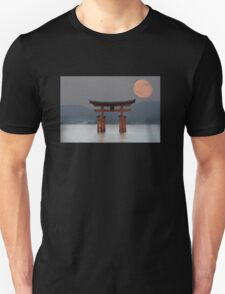 gate of Hiroshima Unisex T-Shirt