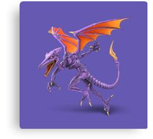 ~ Smashified: Ridley ~ Canvas Print