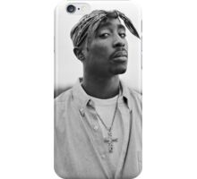 2pac Bandana iPhone Case/Skin
