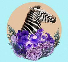 Zebra Beauty by infloence