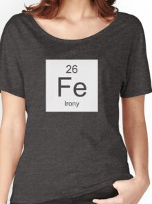 Irony Element Women's Relaxed Fit T-Shirt