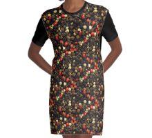 Hot !! as pepper Graphic T-Shirt Dress