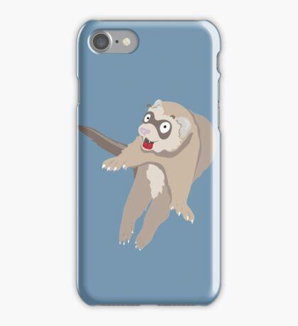 Leaping Catsnake! iPhone Case/Skin