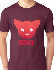 Foxy the Pirate Fox Unisex T-Shirt