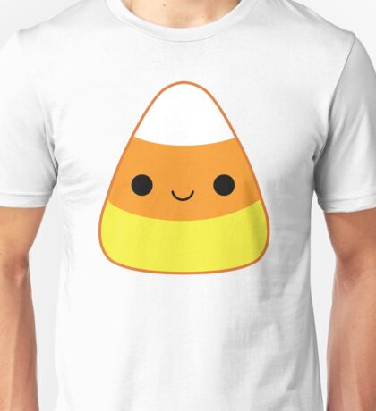 Cute Candy Corn Unisex T-Shirt
