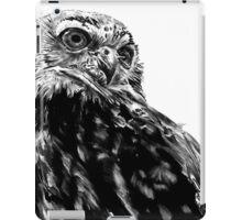 Barn Owl iPad Case/Skin