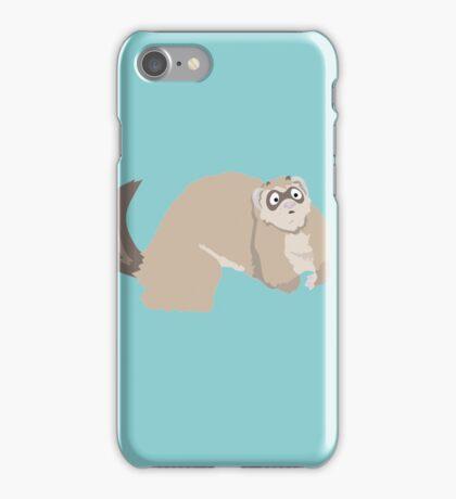 Slinky Catsnake iPhone Case/Skin