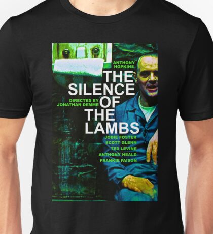 THE SILENCE OF THE LAMBS 20 Unisex T-Shirt