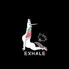 Unicorn Exhale by Putri92