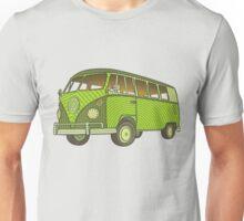 Kombi Green Unisex T-Shirt
