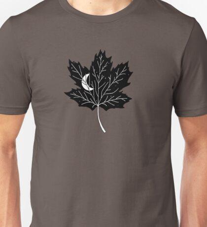Moon Leaf- Maple Unisex T-Shirt