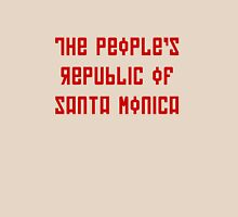 The People's Republic of Santa Monica (red letters) Unisex T-Shirt