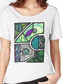 Abstraction 2 Women's Relaxed Fit T-Shirt