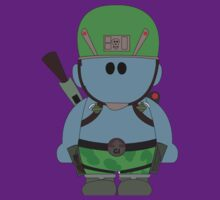 Miniature-Trooper by ajfwebdesign