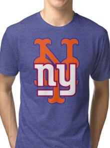 new york sports Tri-blend T-Shirt