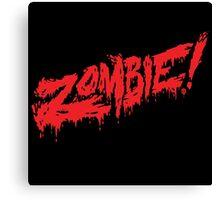 Flatbush Zombies Blood Canvas Print