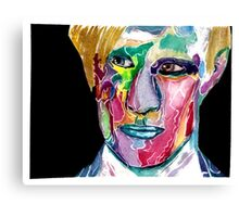 Eleventh Doctor / Matt Smith Canvas Print