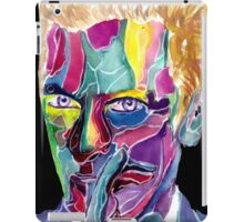 Twelfth Doctor / Peter Capaldi iPad Case/Skin