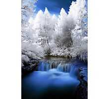 Kerosine creek in infrared 2 Photographic Print