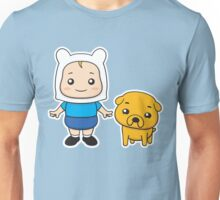 Adventure kids Finn and Jake Unisex T-Shirt