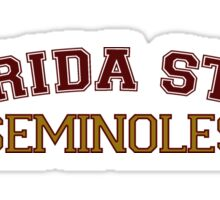 FSU Sticker