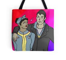 butch being very heterosexual Tote Bag