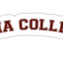 Iona College Sticker
