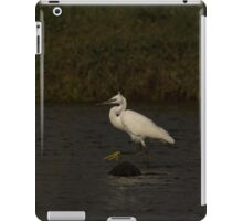 Little Egret iPad Case/Skin