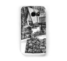 Cottage in North Vancouver Samsung Galaxy Case/Skin