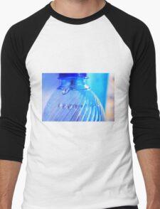 Blue Bottle/Water Drops Men's Baseball ¾ T-Shirt