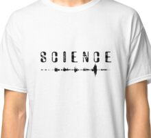Science Waveform Classic T-Shirt