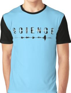 Science Waveform Graphic T-Shirt