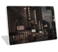 Broadway Laptop Skin