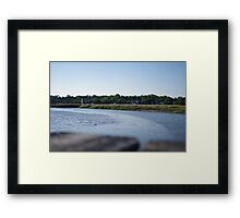 Wampacheeoone Creek Framed Print