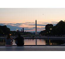 DC Summer Nights Photographic Print