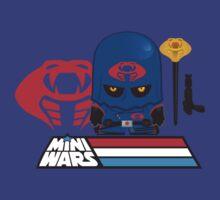 MiniWars: Cobra Commander Variant by Ryan Spencer
