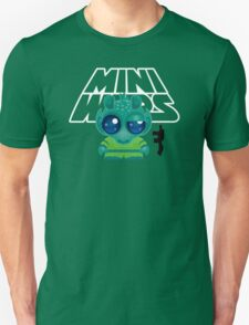 MiniWars: Greedo Vintage Suit Unisex T-Shirt