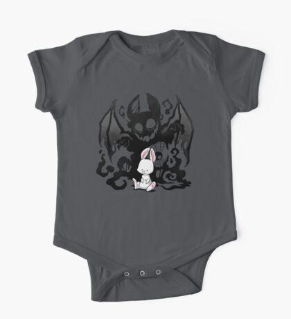 Beast Bunny One Piece - Short Sleeve