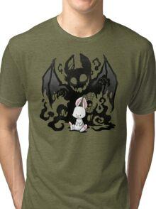 Beast Bunny Tri-blend T-Shirt