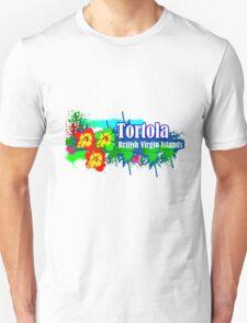 Tan Skin In Tortola T-Shirt